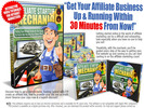 Affiliate Startup Mechanic Master Resell Rights