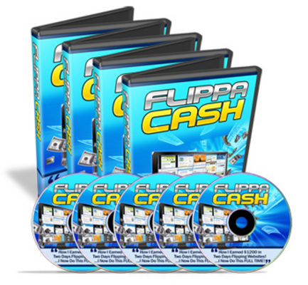 Product picture Flippa Cash - Video Training - With MRR