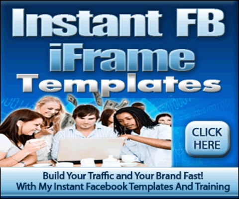 Product picture Instant Facebook Templates-OTO