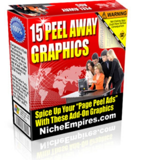 Product picture 15 Peel Away Graphics PLR