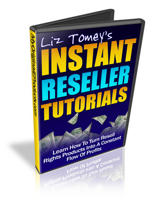 Product picture Instant Reseller Tutorials-Video Course-MRR