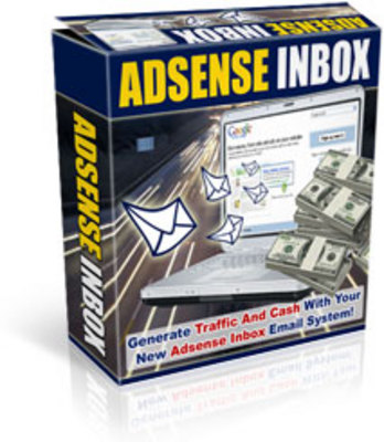 Product picture Adsense In A Box-MRR