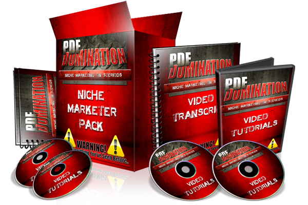Product picture PDF Domination-with Master Resell rights