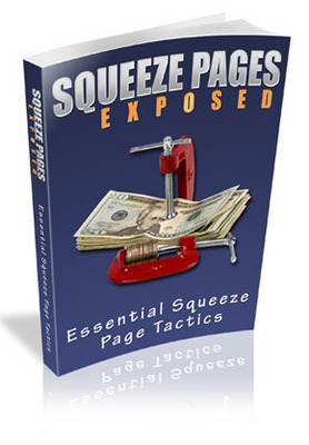 Product picture Squeeze Pages Exposed-MRR