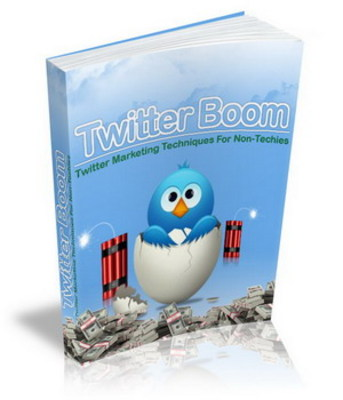 Product picture Twitter Boom-MRR