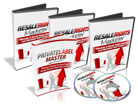 Product picture Resale Rights Marketer  Reveals Inner Secrets-MRR